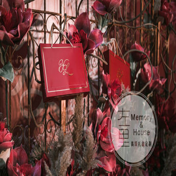 ZUOLI丨中国红伴手礼盒
