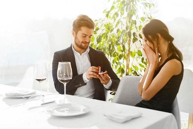 简短浪漫求婚告白