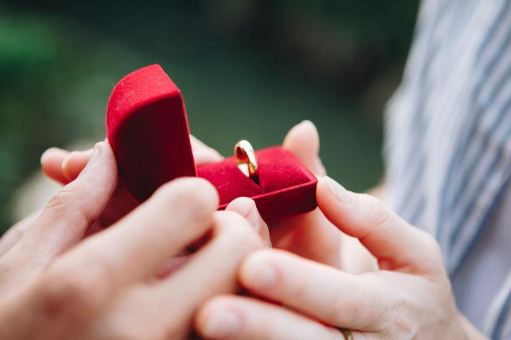 经典求婚誓言