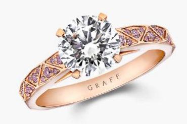 订婚戒指国外知名品牌
