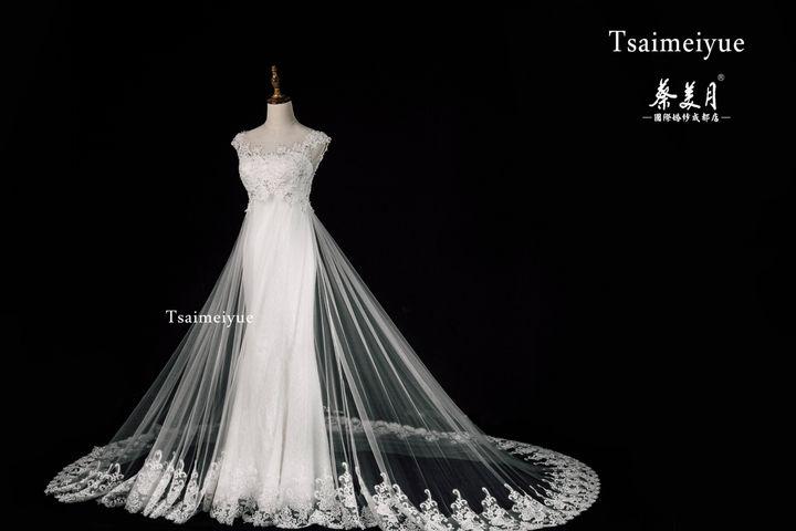 国内外婚纱礼服品牌