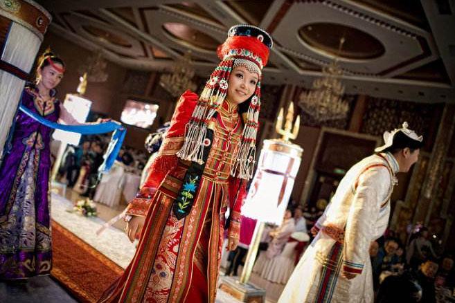 蒙古族和汉族结婚条件