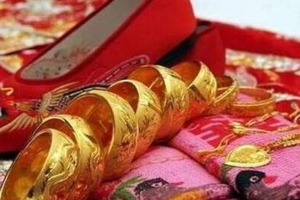 中国各地结婚习俗
