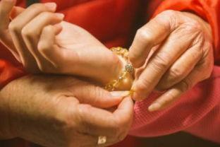 长辈对晚辈订婚祝福语