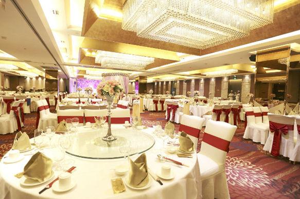 酒店婚宴套餐