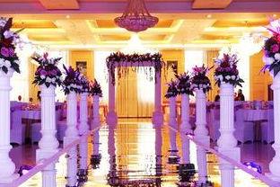 酒店婚宴布置