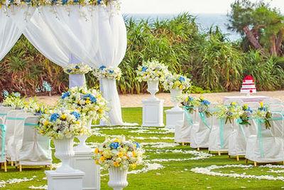 草坪婚礼策划方案