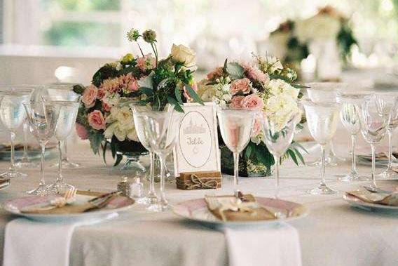 婚宴主桌安排示意图