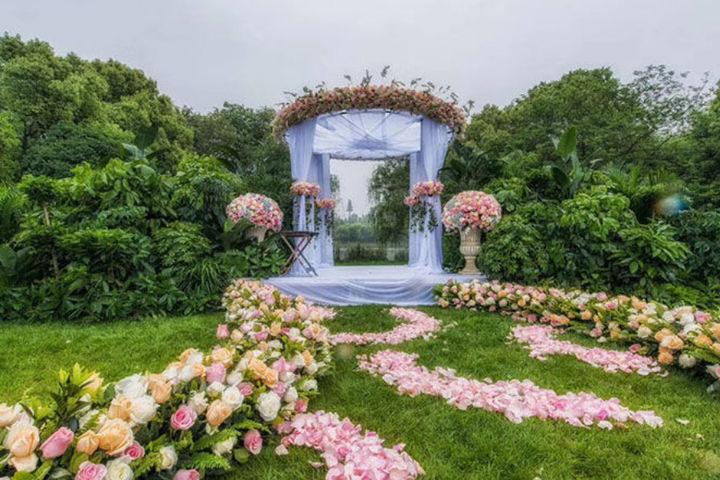夏季婚礼主题