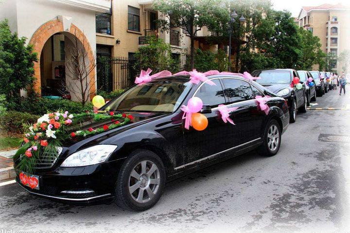 婚车一般用几辆