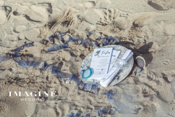 沙滩婚礼策划方案