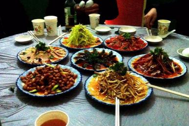 婚宴8种凉菜