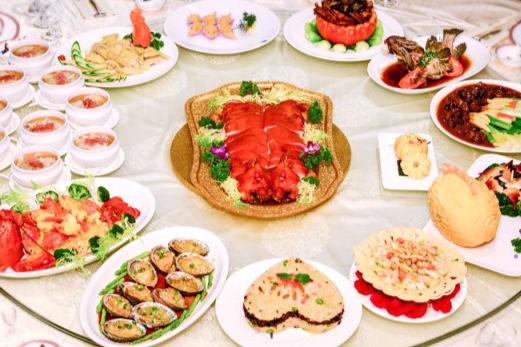 温州婚宴菜单