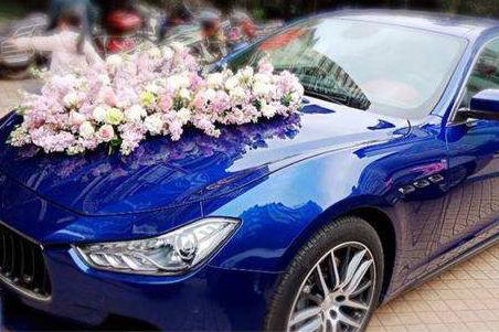 婚车装饰教程