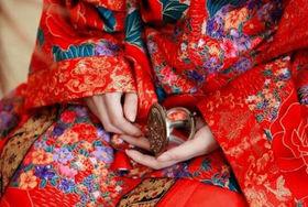 中式婚礼礼服