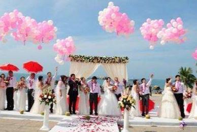 集体婚礼怎么办