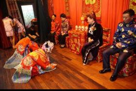 中国传统婚俗