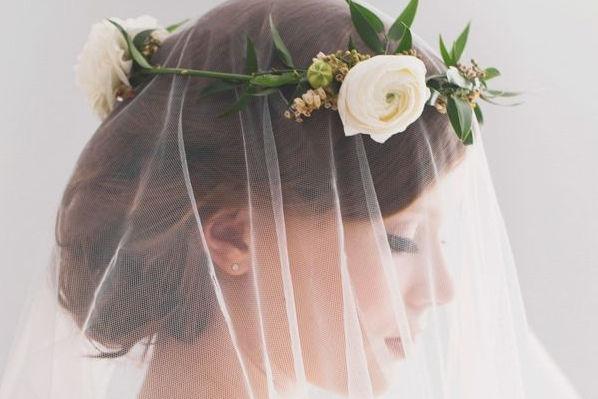 新娘妆技巧