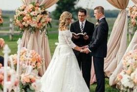 婚礼证婚人
