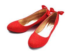 怀孕新娘婚鞋