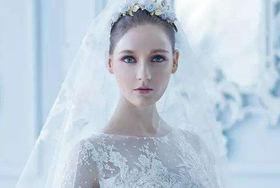 欧式新娘妆