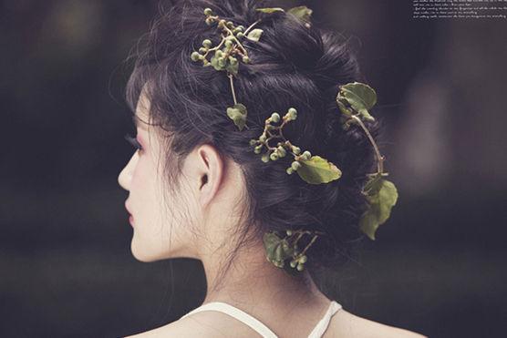 新娘日系妆容教程