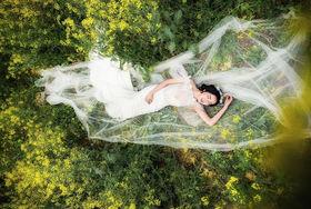 矮个子新娘