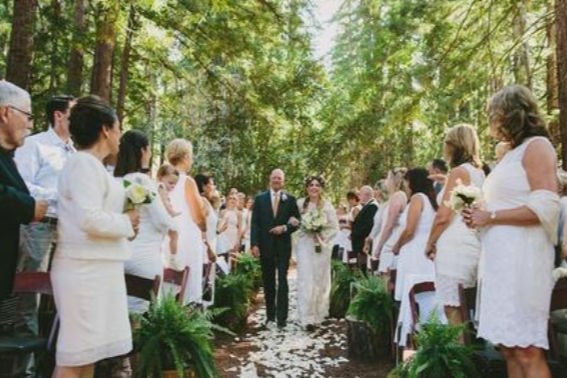 欧式婚礼流程