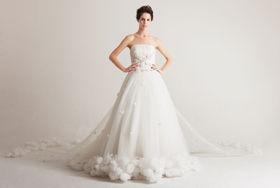 怀孕新娘婚纱