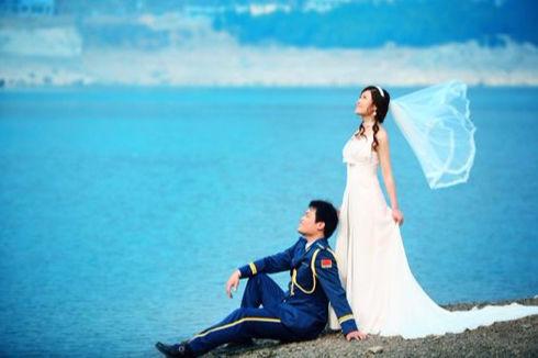 军婚拍婚纱照注意事项