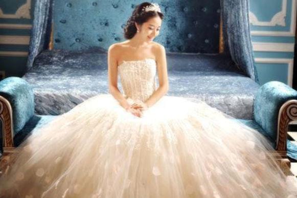 婚纱收纳方法