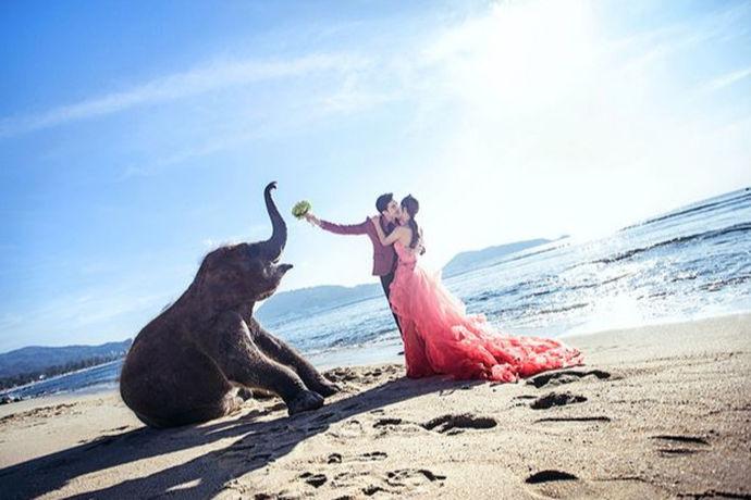 适合结婚纱照的地方其实很多,出去拍摄婚纱照之前一定要多多了解一下不同的海岛风景,选择适合自己的海景主题来拍摄喜欢的婚纱照,这样才能够达到更好的效果,能够和最爱的人做最浪漫的事情,必定是最具仪式感的行为,所以一定要认真选择海边婚纱照的拍摄地点,比较海边婚纱照去哪里拍,拍出自己想要的感觉,每一个景点的选择都是非常关键的。