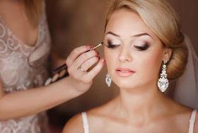 新娘妆图片