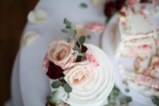 翻糖婚礼蛋糕