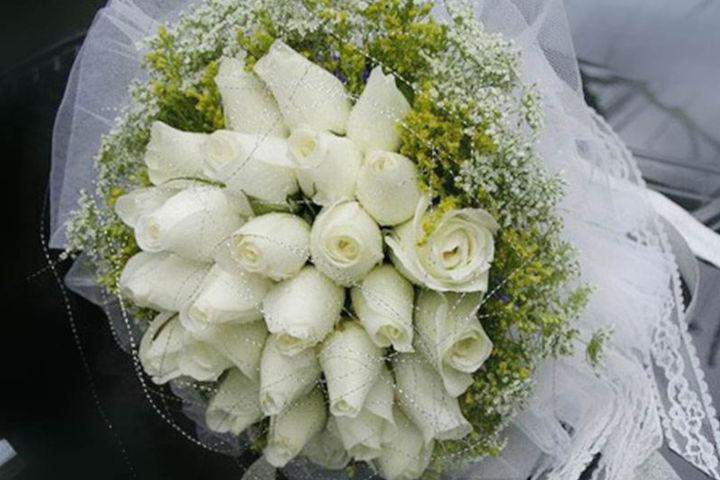 新娘手捧花类型
