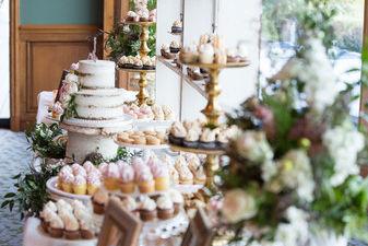 婚礼小蛋糕