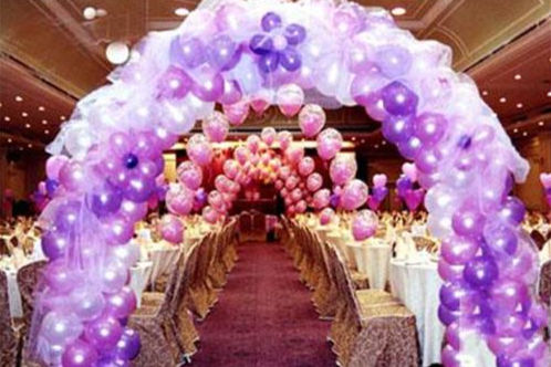 婚礼拱门价格