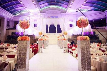 酒店婚礼场地