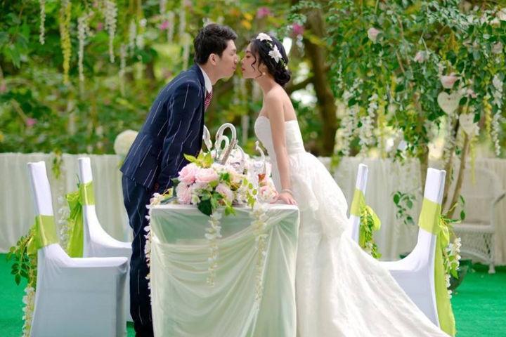 结婚典礼时间