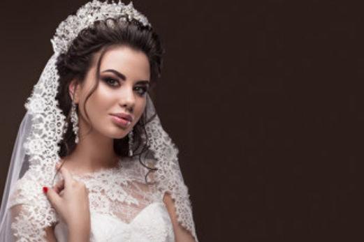 新娘头纱制作教程