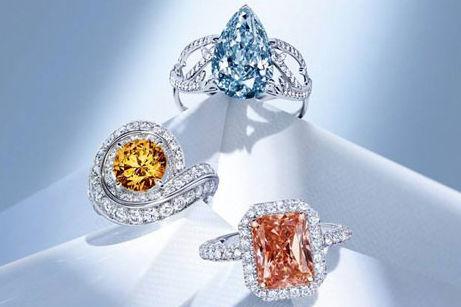 钻石有几种颜色