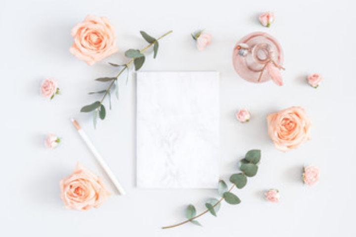 手工婚礼纸花