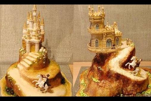 结婚蛋糕历史来源