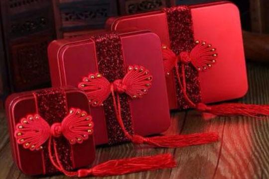 结婚喜糖盒选购方法