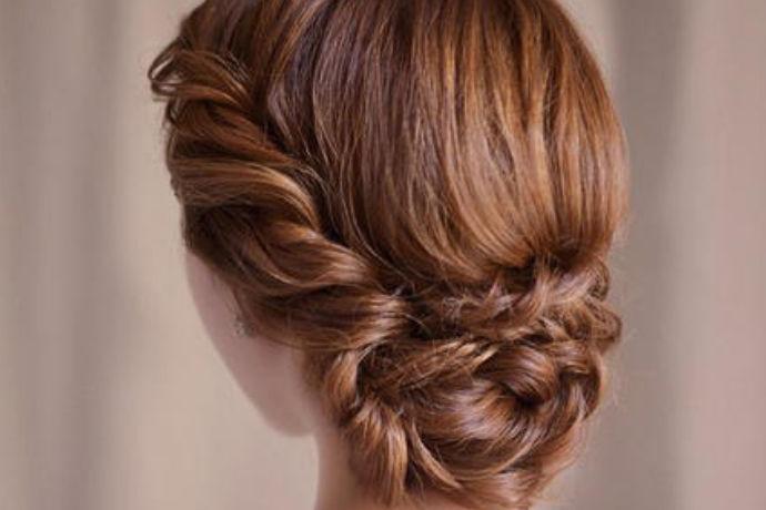 古代新娘发型