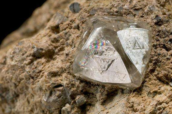 天然钻石是怎么形成的