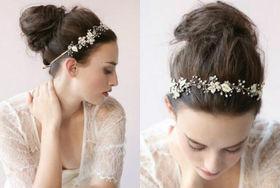 新娘发型设计
