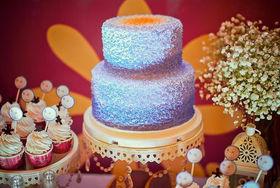 婚礼蛋糕布置