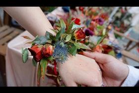 新娘手腕花