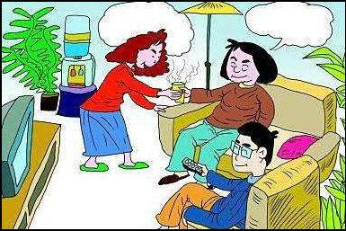 婆媳矛盾的根源